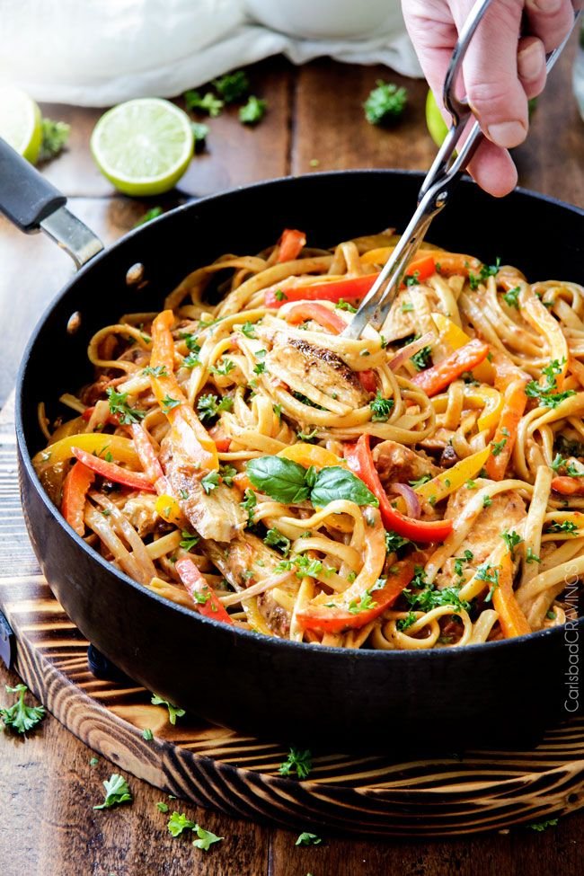 how to make the best chicken pesto pasta