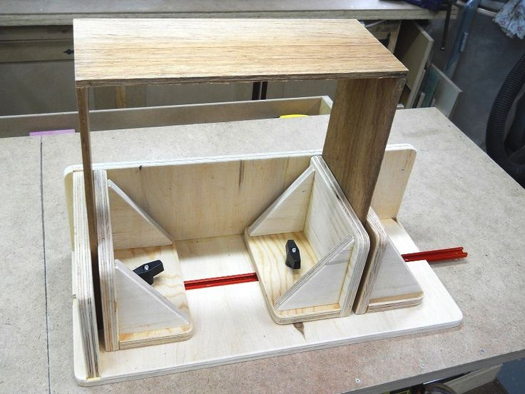 Gabarits Jigs Index Homemade Drawers And Boxes