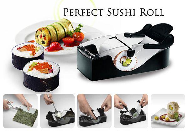 Легко рулон суши машина / идеальный Mini суши гаджеты делать суши / 48 pcs/lot