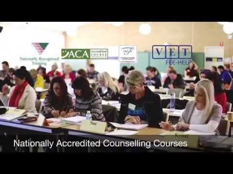 aifc Christian counselling courses are fully accredited offering the highest quality education.