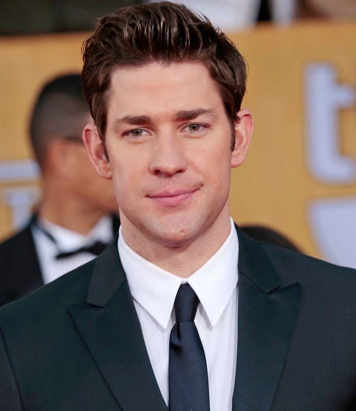 john krasinski I think I love him... Ahhhh so handsomely hot :)