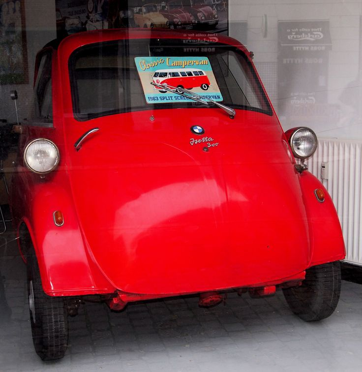 Exceptionnel 173 best Cars images on Pinterest | 1960s, Bmw classic and Bmw isetta JC03