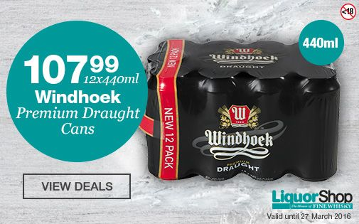 J&B Scotch Whisky and many other alcoholic beverages on discount.