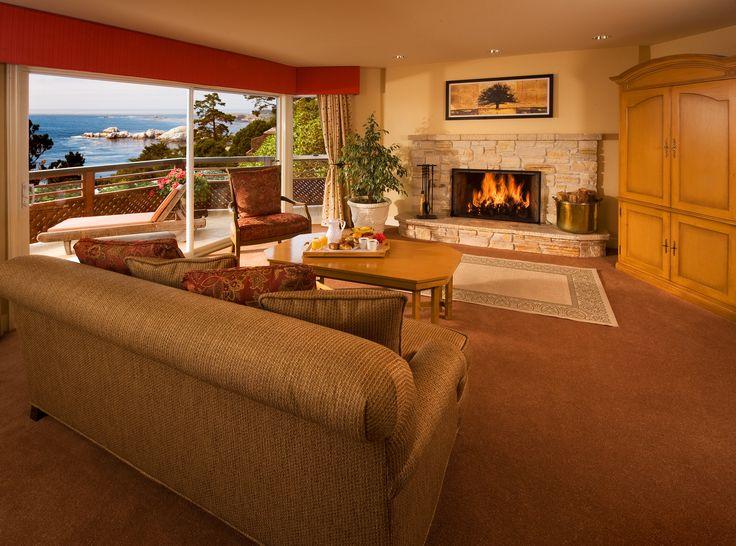 Romantic Hotels In Carmel CA | Photos | Tickle Pink Inn