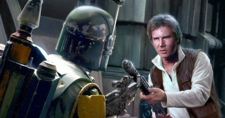 Han Solo Set Photo Reveals Boba Fett's Return? -- A Reddit user seemingly confirms Boba Fett's return in Solo: A Star Wars Story using an old Ron Howard set photo. -- http://movieweb.com/han-solo-movie-boba-fett-photo-star-wars/