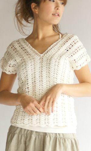 Free crochet pattern. #patrón #crochet