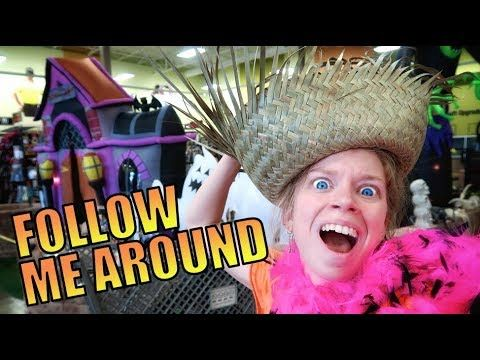 Follow Me Around- HALLOWEEN EXPRESS! - YouTube