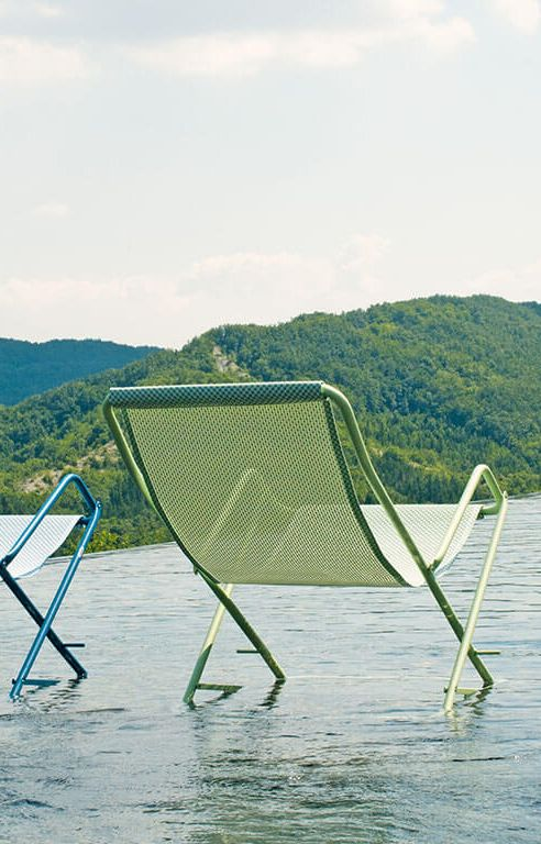 Bahama Deck Chair - set of 4 from Emu