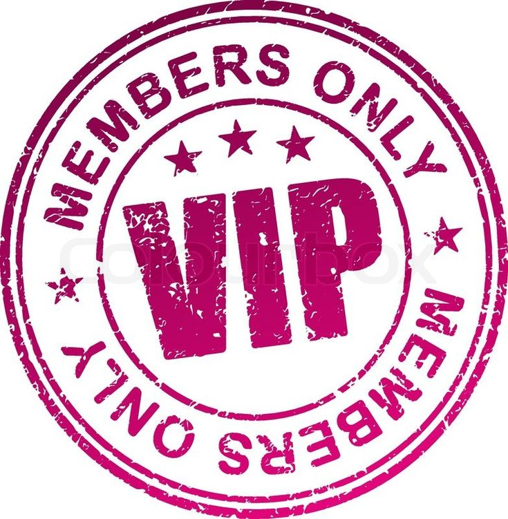 Join my VIP group and get advance notice on new products