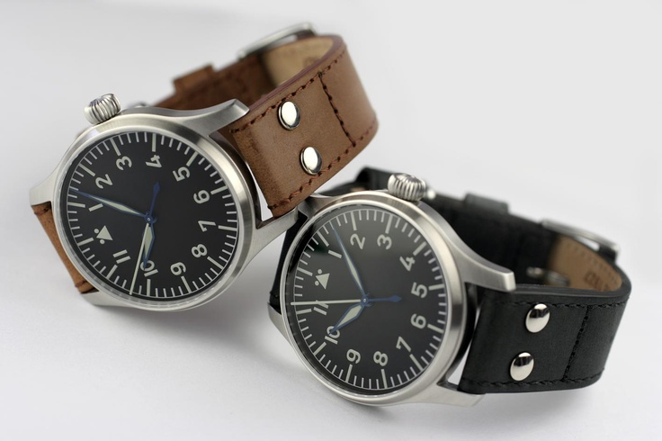 Stowa Flieger b-uhr (WW2 Luftwaffe) style watch ...