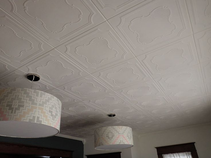 How To Install Decorative Ceiling Tiles 110 Best Decorative White Ceiling Tiles Images On Pinterest