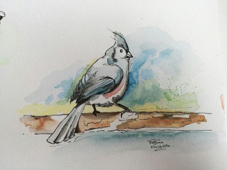 my #watercolour