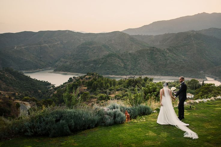 Breath-taking landscapes and venues for your wedding in Marbella - Spain, by Caprichia. Photo: El Marco Rojo