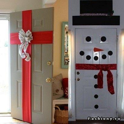 DIY идеи декора на Рождество и Новый год. Часть 1
