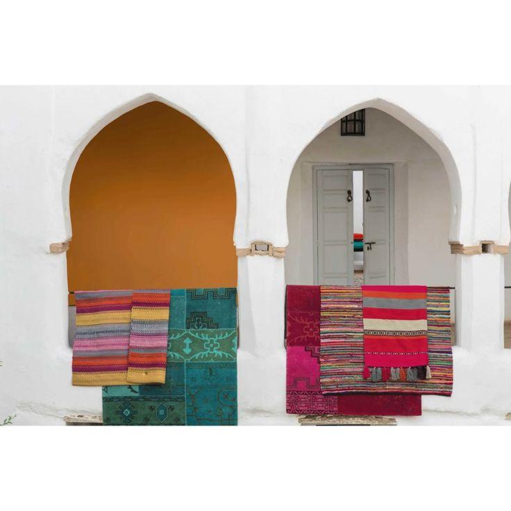 Tapis Tresse En Coton Multicolore 160 X 230 Cm Tapis Tresse Tapis Tissages De Tapis
