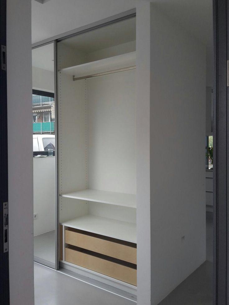 ber ideen zu garderobenschrank auf pinterest. Black Bedroom Furniture Sets. Home Design Ideas