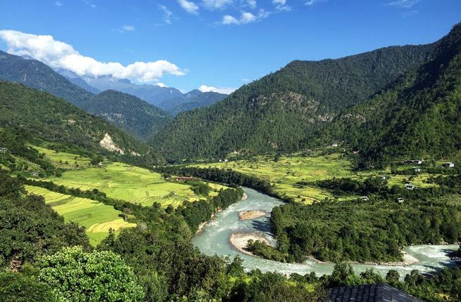 Bhutan's 10 Most Spectacular Sights | It may not be a flashy destination, but Bhutan has a reputation that holds a lot of hype for travelers.