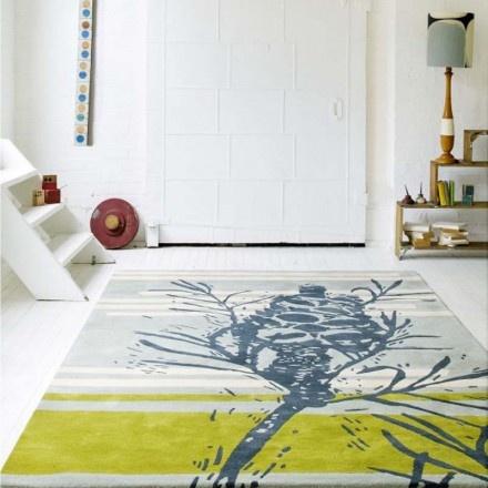 old man banksia rug from Australian company clothfabric