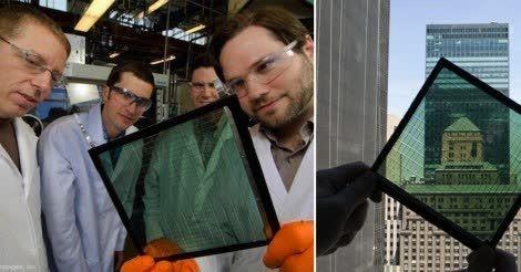 La tecnologia ens porta les finestres solars, un recobriment que col·locat a les finestres existents poden captar l'energia solar per transformar-la en electricitat d'autoconsum. Els creadors d'aquest sistema afirmen que 50 vegades mes energia que la fotovoltaica actual. Energia neta de futur. El teu projecte a IMTècnics.  http://www.labioguia.com/notas/revolucionarias-ventanas-solares-que-generan-50-veces-mas-energia-que-la-fotovoltaica-convencional    www.imtecnics.com   93 799 51 97