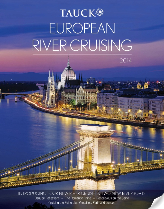 Cruise the amazing waterways of Europe in absolute luxury with Tauck River Cruises http://rivers.affordabletours.com/Tauck/