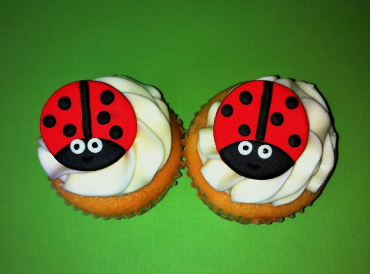 119 Best Fondant Cupcake Toppers Images On Pinterest
