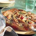 Zwitserse ovenschotel met tomaat en prei - recept - okoko recepten