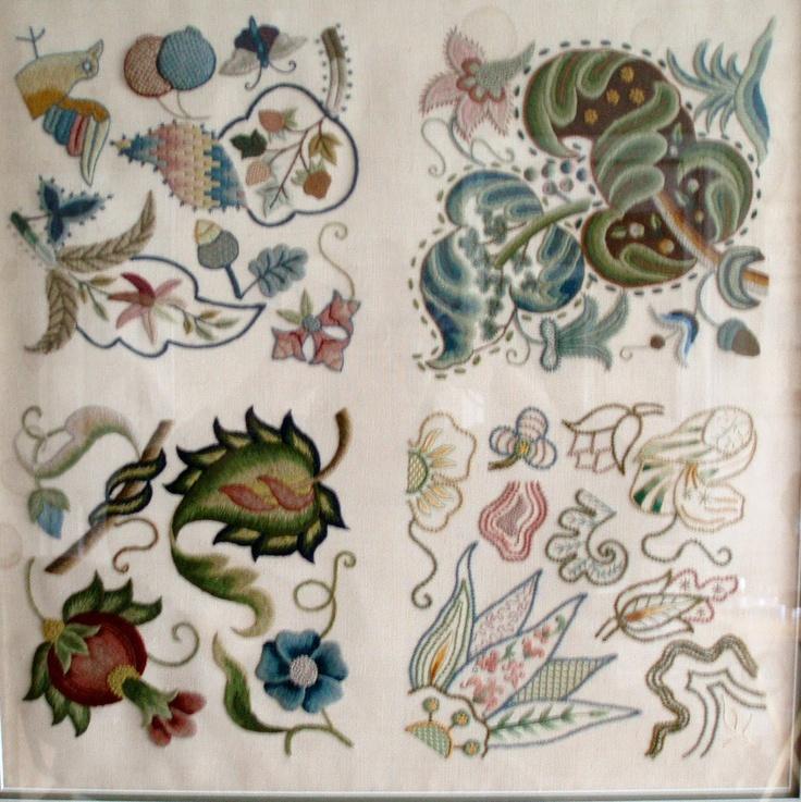 Stitching Idyllic by Ann Bernard