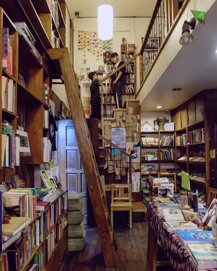 Mt. Cloud Bookshop, Baguio, Philippines | http://writersrelief.com