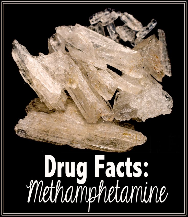 """Methamphetamine (""""meth"""") is an addictive stimulant that strongly activates certain systems in the brain. """"Crystal meth"""" is a very pure, smokeable form of methamphetamine."""