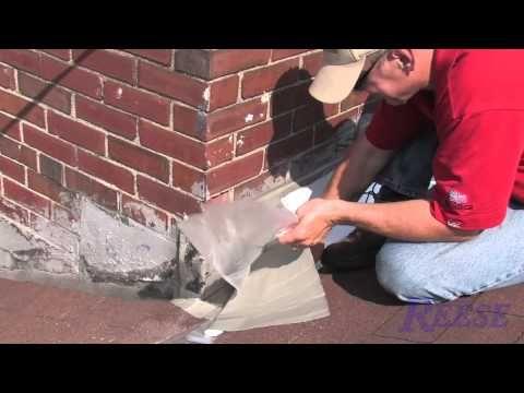 Repair Roof Leak Around Chimney Leaking Roof Roof Repair Emergency Roof Repair
