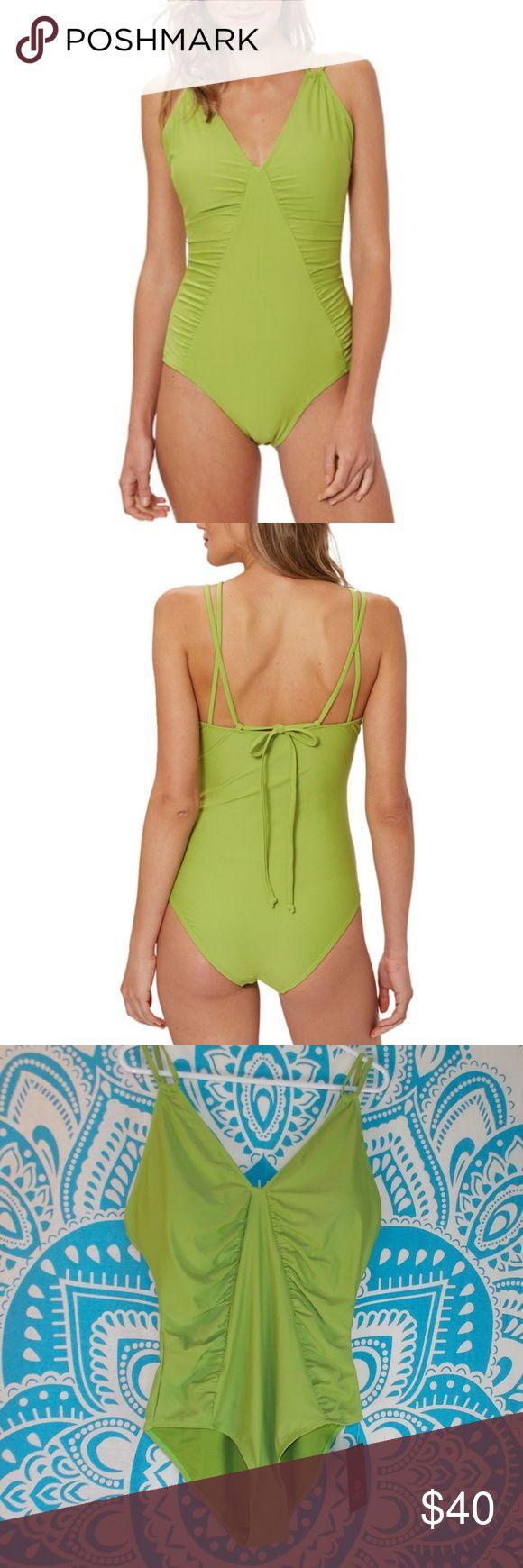 Marilyn Monroe XL Ruched One Piece Swimsuit Swim Brand: Marilyn Monroe Size: XL …