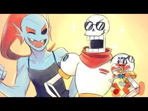Bonetrousle ''The great Papyrus'' - Undertale OST (ESPAÑOL) - YouTube