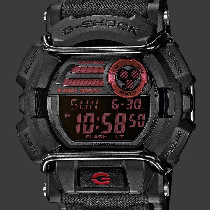 Casio G-Shock D-400-1ER #casio #gshock #gshockwatches #protection #montrenoir #blackwatch #menwatches #womenwatches #montreshomme #montresfemme #trendywatches #trendy #tendance #montrestendance #montredigitale #digitalwatch #resistante #strongwatch #timefy http://www.timefy.com/fr/montres-hype/2698-montre-casio-g-shock-noire-et-rose-gd-400-1er-casio-g-shock.html