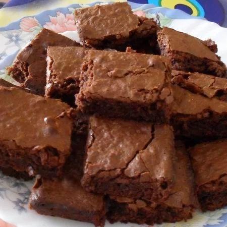 Receptek - Édességek - Brownie