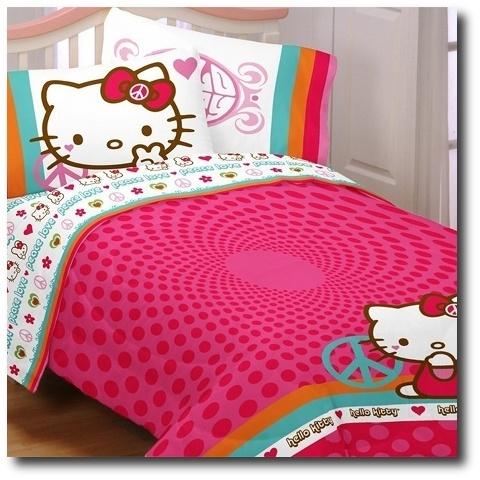 224 Best ♡ Hello Kitty Bedding ♡ Images On Pinterest