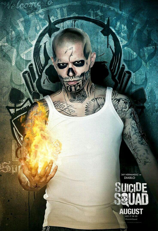 Pin en Suicide Squad