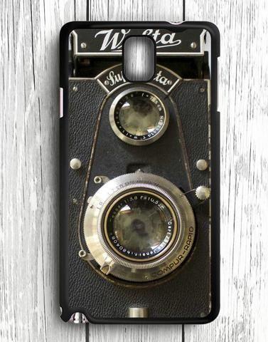 Welta Superfekta Old Camera Samsung Galaxy Note 3 Case