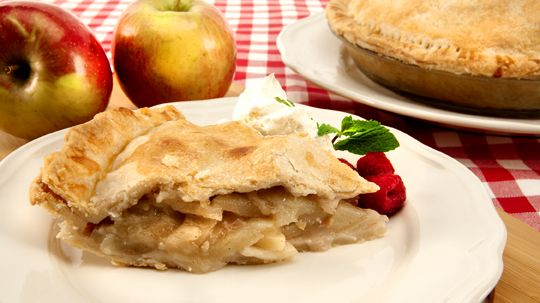 Best-Ever Apple Pie - Recipes - Best Recipes Ever - This easy-roll pastry is perfect for first time pie makers because it's a dream to work with.