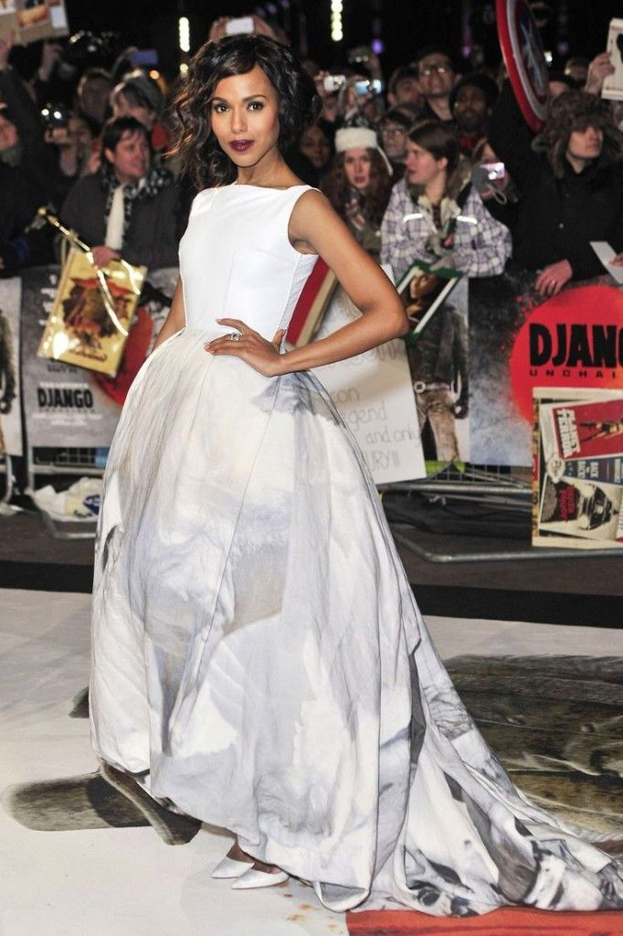 Fashion Heartbeat - Kerry Washington