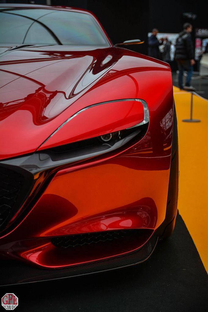 Mazda RX Vision H http://www.southbaymazda.com