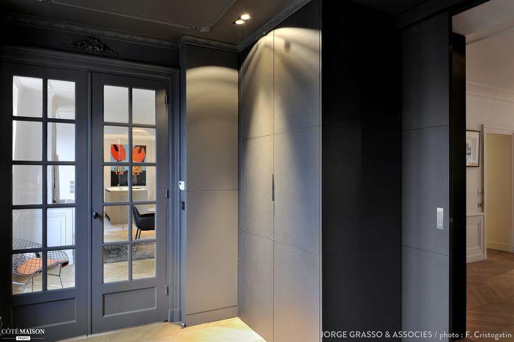Appartement haussmannien quai de Saône Lyon, Jorge Grasso - Côté Maison