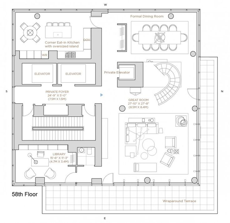 8 best Plan images on Pinterest   Floor plans, Apartments and ...