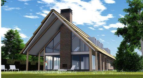 1052 beste afbeeldingen van modern arquitetura bungalow en modern for Modern buro land