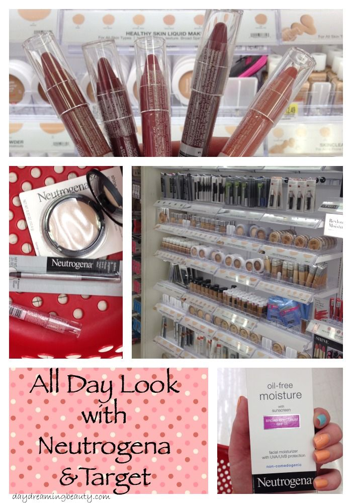 #shop My #AllDayLook with Makeup from Neutrogena and @Target #cbias