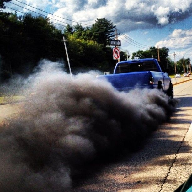 The gallery for --> Diesel Trucks Rollin Coal