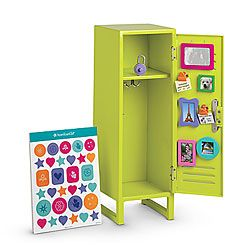 American Girl Furniture: School Locker Set