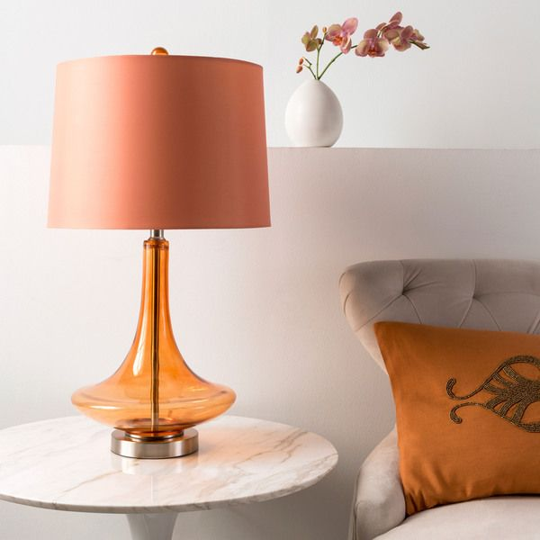 stunning stylish desk lamps. Modern Solid Orange Bray Table Lamp 8 best for the Stunning Room Look images on