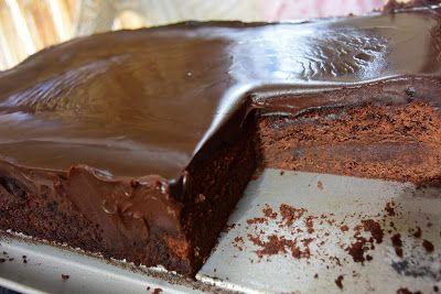 Σοκολατόπιτα Θεική!!! ~ ΜΑΓΕΙΡΙΚΗ ΚΑΙ ΣΥΝΤΑΓΕΣ