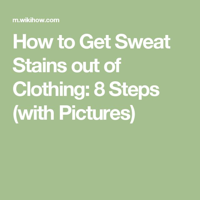 17 best ideas about sweat stains on pinterest remove sweat stains underarm stains and yellow. Black Bedroom Furniture Sets. Home Design Ideas