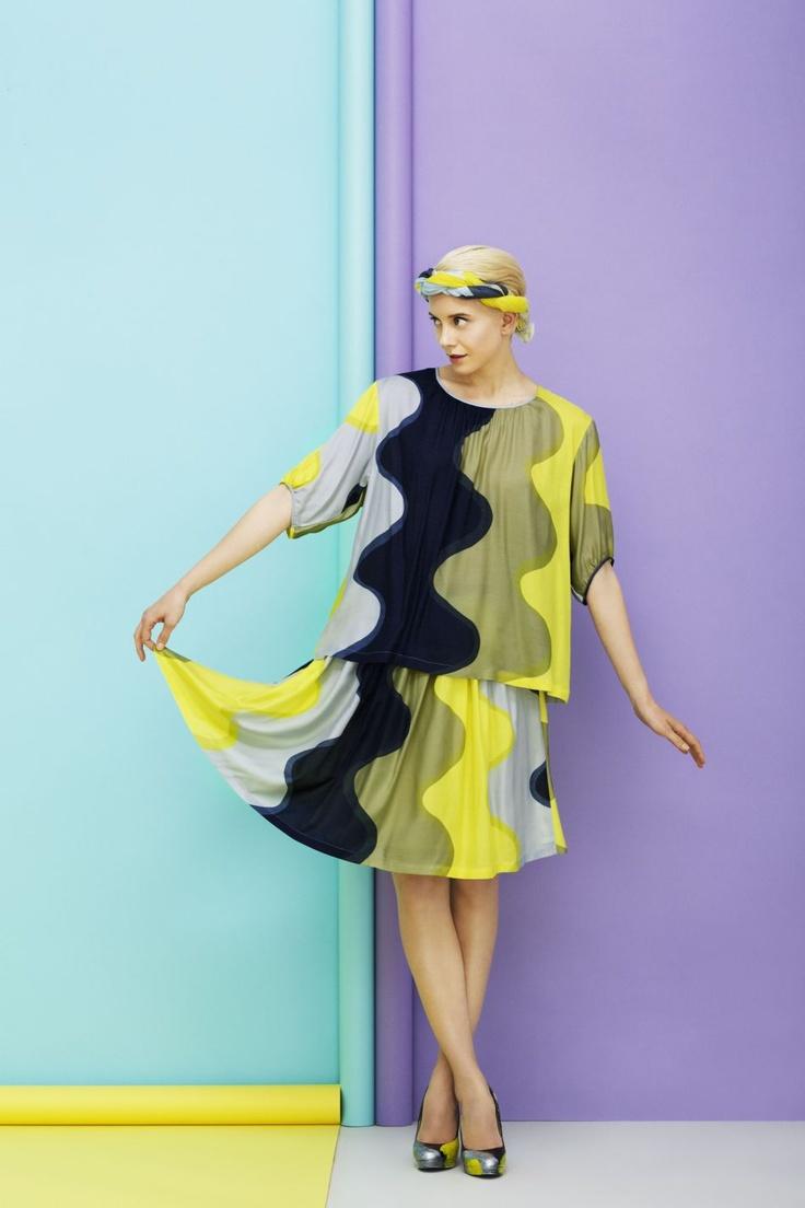 Color for a reason - 13 | |Marimekko